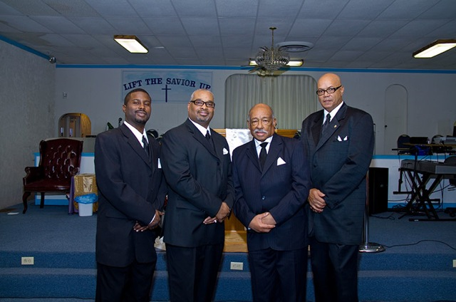 Deacons and Elder