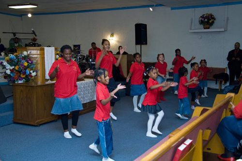 Children's Dance Ministry